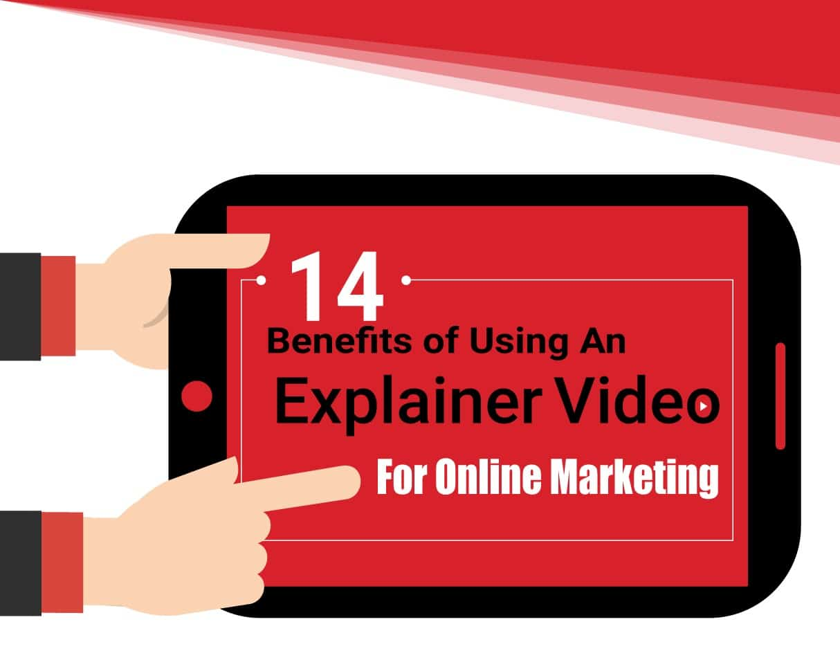 14 Benefits of Using An Explainer Video For Online Marketing